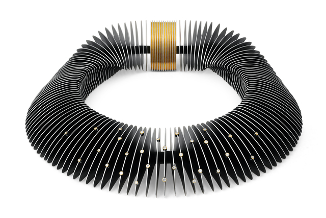 , 'Diamond Verto Necklace,' 2015, Elisabetta Cipriani
