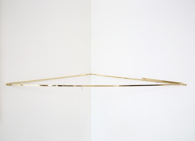, 'We focus on a woman facing sideways,' 2014, Galerie Martin Janda
