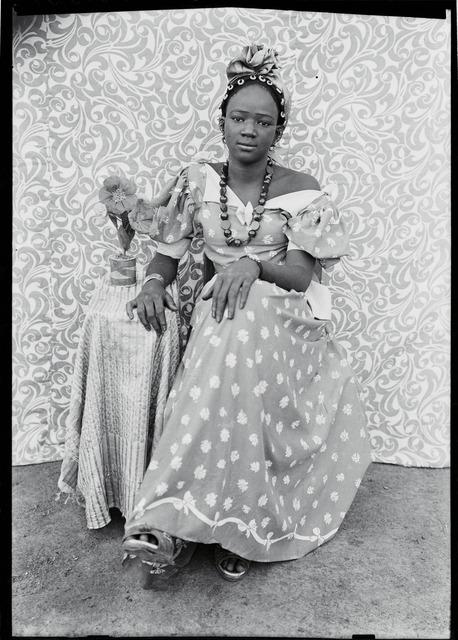 , 'Untitled portrait,' 1950s, Danziger Gallery