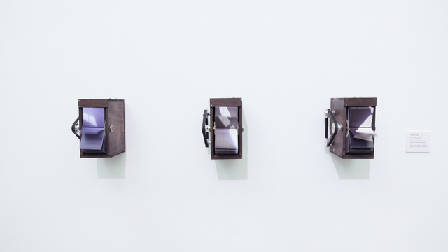 , 'Flipping Time Capsule,' 2019, 10 Chancery Lane Gallery