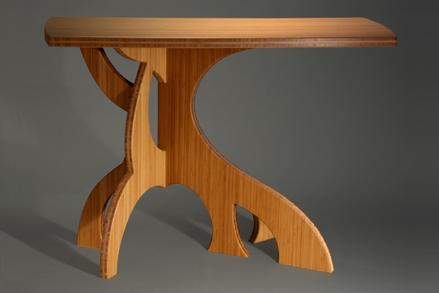 , 'Banyan Hall Table,' 2010, Bellevue Arts Museum