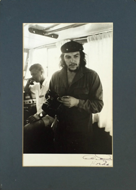 , 'Che Con Camera (On Boat During Fishing Trip),' ca. 1960, Rebekah Jacob Gallery