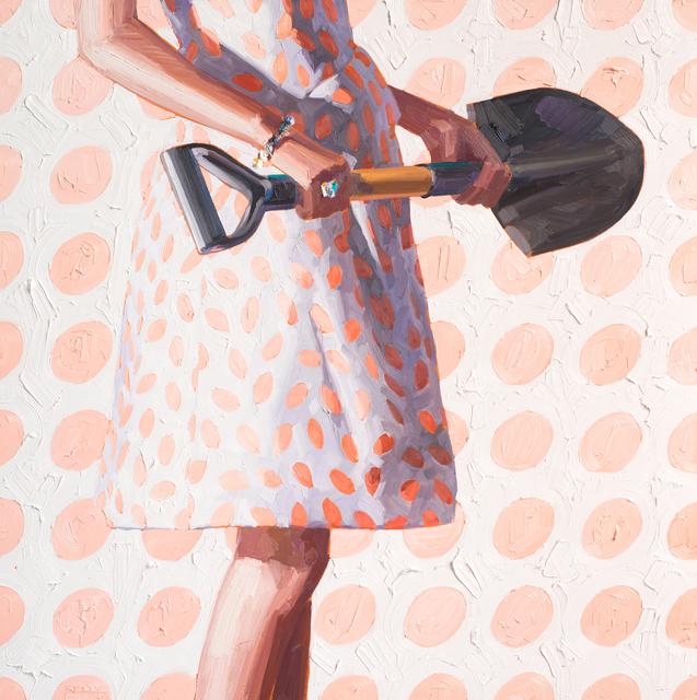 , 'Stealthy,' 2017, David Klein Gallery