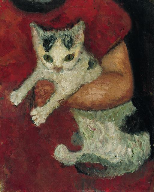 , 'Chat Tenu par un Enfant ,' 1903, Musée d'Art Moderne de la Ville de Paris