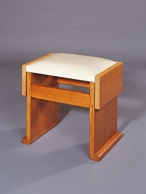, 'Two position stool,' ca. 1939, Galerie Alain Marcelpoil