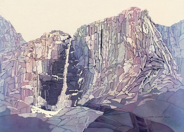 , 'Yosemite Falls III,' , Sparrow Gallery