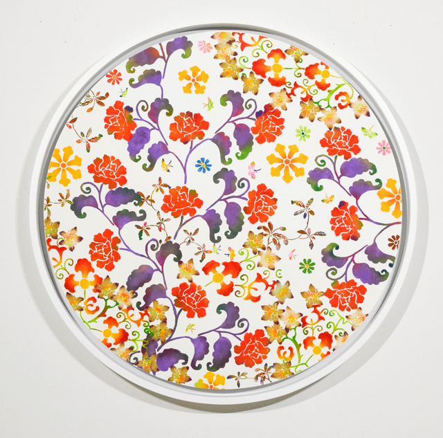 Shinji Ohmaki, 'Echoes-Infinity', 2013, Art Front Gallery