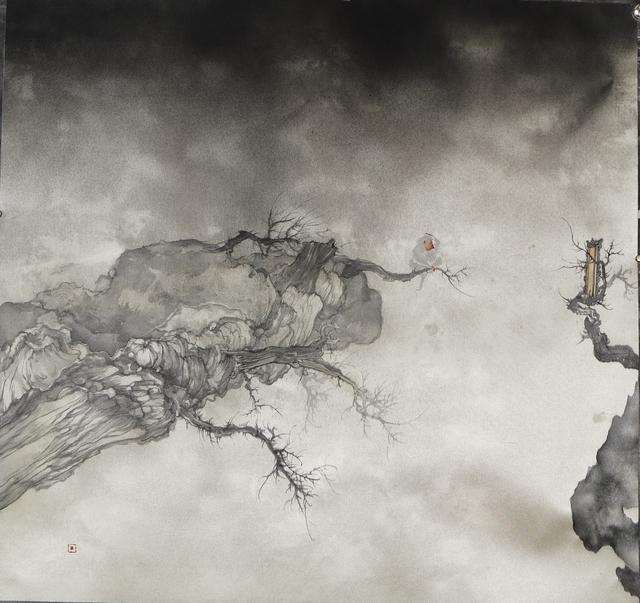, '转山系列 - 之二十二,' 2016, Huafu Art Space