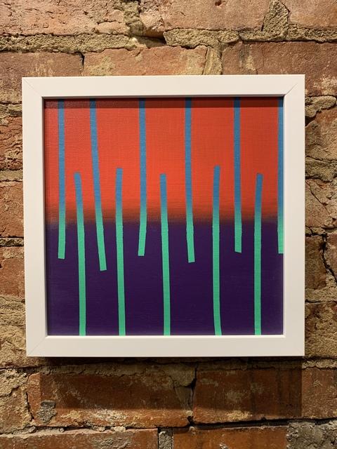 Jonathan Hittner, 'Seeker 11', 2018, Mason-Nordgauer Fine Arts Gallery