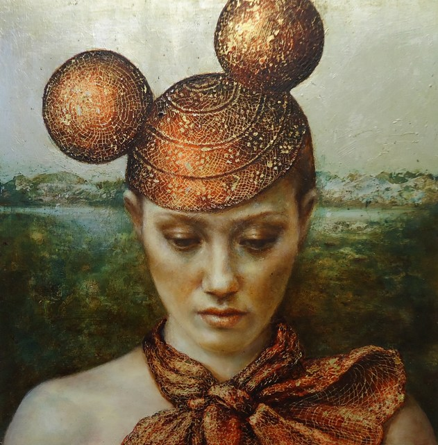 , 'Field Mouse,' , RJD Gallery