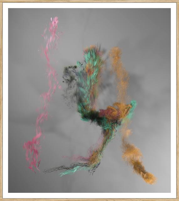 , 'Hairmint V,' 2015, Galerie Reinhard Hauff
