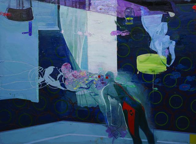 , 'Lying on the Sofa,' 2016, Kristin Hjellegjerde Gallery