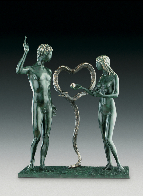 , 'Adam and Eve,' 1968, Opera Gallery