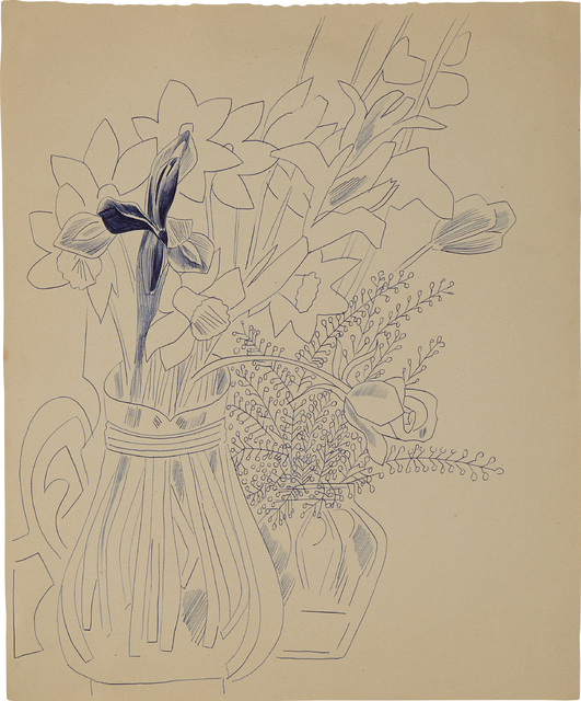 Andy Warhol, 'Still Life (Flowers)', ca. 1956, Phillips
