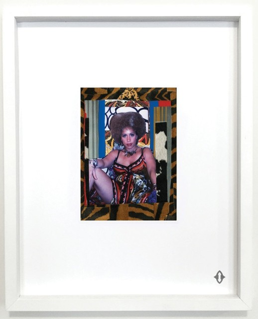 "Mickalene Thomas, 'THE HIGH PRIESTESS, From the series ""Contemporary Magic: A Tarot Deck Art Project"" Limited Edition 5th Anniversary Print Collection', 2015, ART CAPSUL"