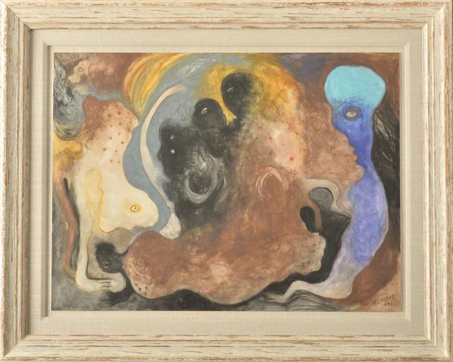 Manuel Mendive, 'En El Fondo De La Noche', 1991, Hieronymus