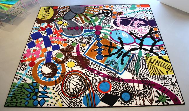 , 'Teppich (Carpet),' 2012, Mario Mauroner Contemporary Art Salzburg-Vienna