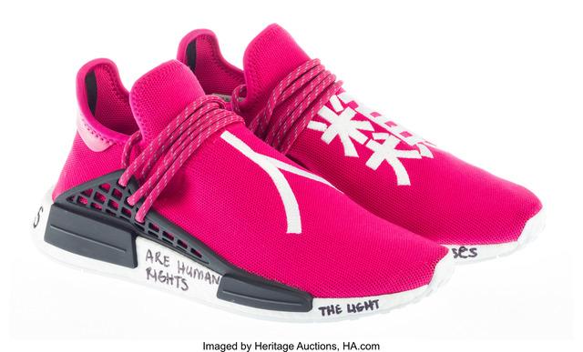 reputable site cca44 3b1a1 Adidas x Pharrell | Hu NMD Pharrell Friends & Family (2016 ...