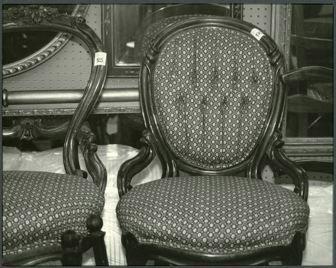 Andy Warhol, 'Chairs', 1976-1987, Hammer und Partner