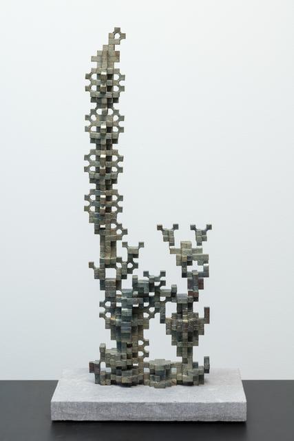 , 'Le jardin du sculpteur, extrait,' 2016, Division Gallery