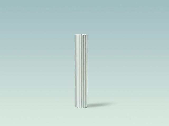 , 'Column,' 1967, Galerie Koch