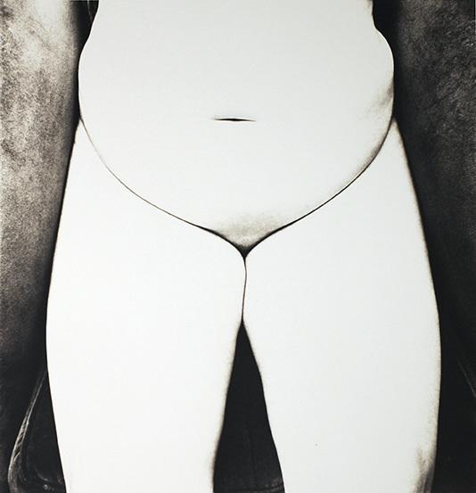 Irving Penn, 'Nude No. 150, New York', 1950, Photography, Platinum palladium print, printed July 1976, Hamiltons Gallery