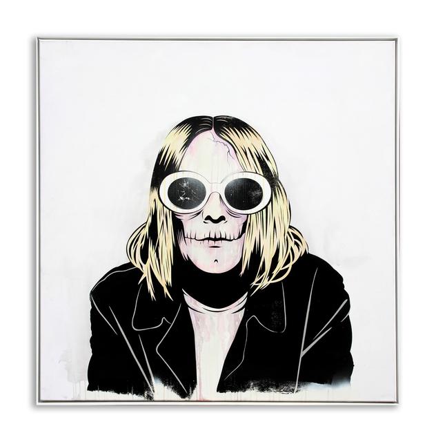 , 'Kurt Cobain,' 2014, StolenSpace Gallery