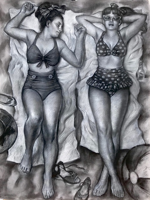 , 'Summertime Bliss #1 Study,' , Joanne Artman Gallery