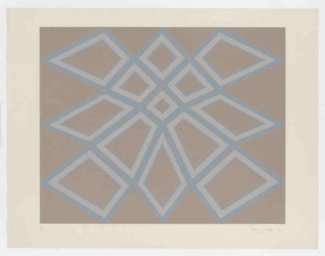, 'Minuet,' 1967, Karsten Schubert