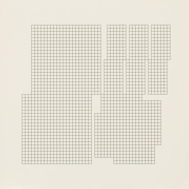 , 'koordination ps3-a1-1970-73,' 1985, VILTIN Gallery