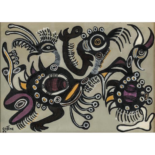 Marcel Gotène, 'Untitled', 1963, PIASA