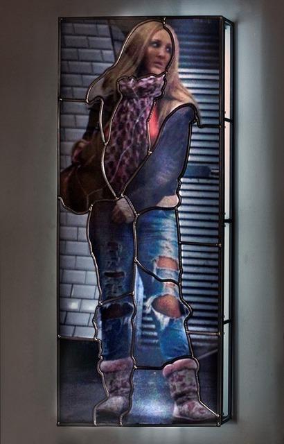 , 'Invited Portraits V.17,' 2012, Galeri Mana