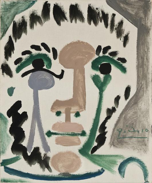 , 'Tête d'homme III,' 1965, Hammer Galleries