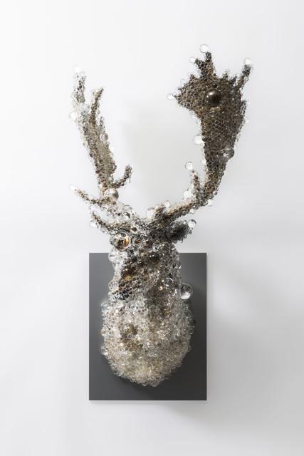 , 'PixCell-Fallow Deer,' 2014, SCAI The Bathhouse