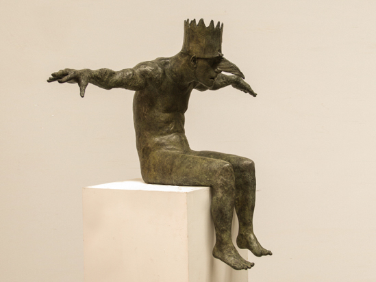 , 'King of the Birds,' , Hugo Galerie