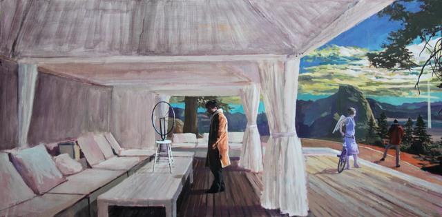 , 'Los creadores,' 2017, Aurora Vigil-Escalera Art Gallery