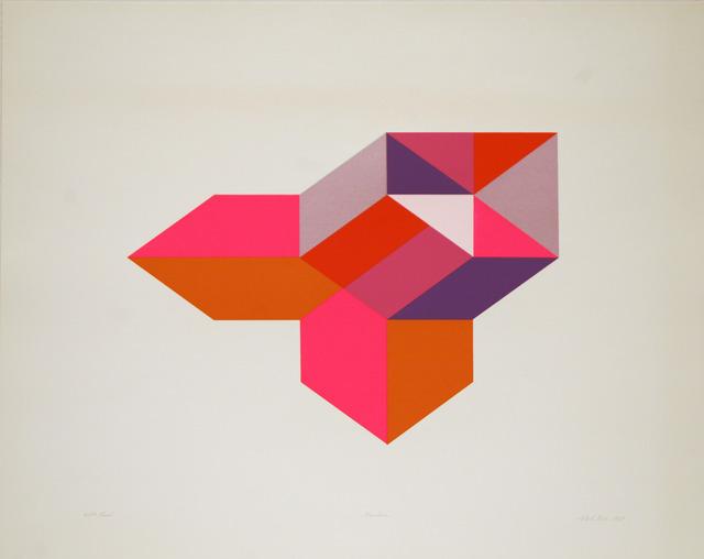 , 'Barcelona,' 1969, David Richard Gallery