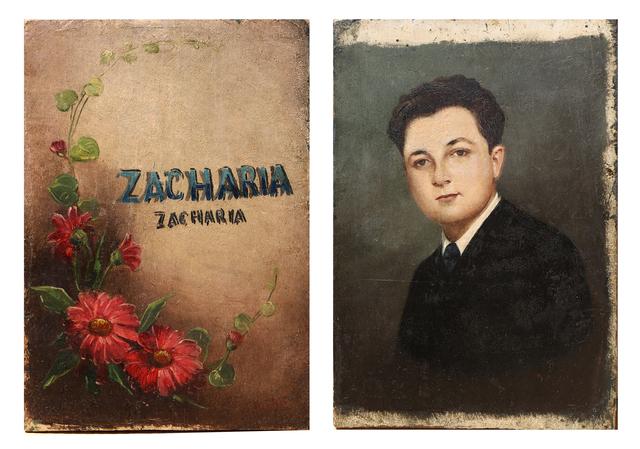 , 'Untitled, (Portrait of Zacharia Zacharia),' ca. 1930, Gallery One
