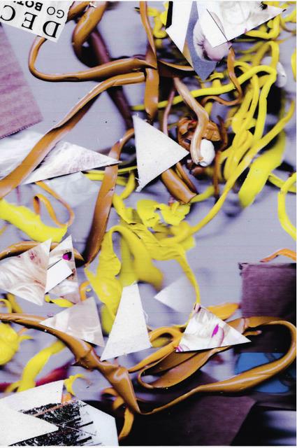 , 'odalisque,' 2017, Barry Whistler Gallery