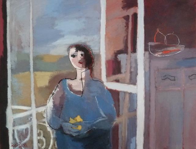 , 'La Femme aux Deux Citrons,' 2010, Susan Eley Fine Art