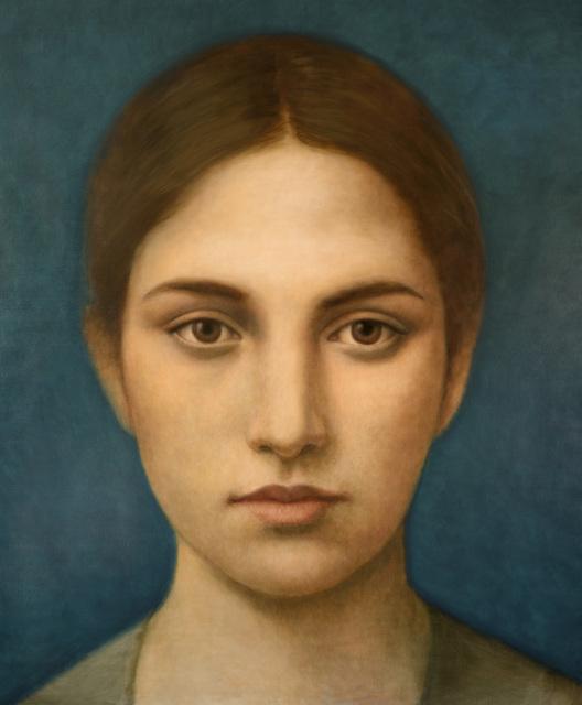 , 'Azul Bronzino,' , Nüart Gallery