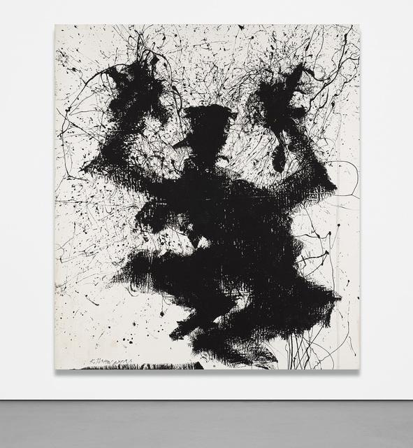 Richard Hambleton, 'Black and White Jumper', 1997, Phillips