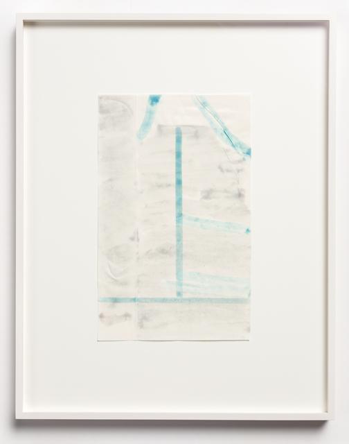 John Zurier, 'Untitled', 2018, Galerie Nordenhake