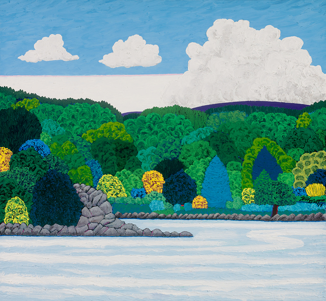 , 'Summer Catskill Creek,' 2014, ACA Galleries
