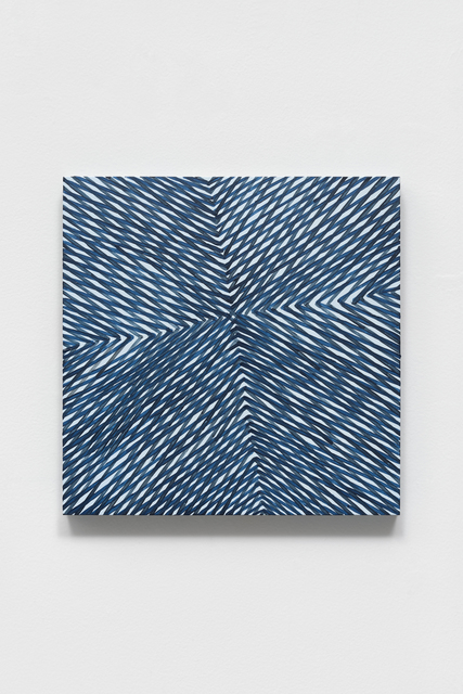 , 'Oxford Blue,' 2017, Galleri Urbane