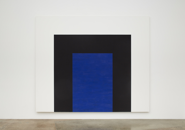 , 'Untitled (Blue Double Arch),' 1998, Kayne Griffin Corcoran