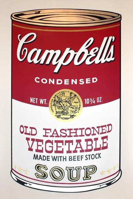 Andy Warhol, 'Campbell's Soup II', 1969, Gallery HAAS & GSCHWANDTNER