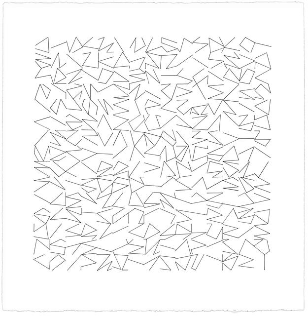 , 'Untitled,' 2009, Stoney Road Press