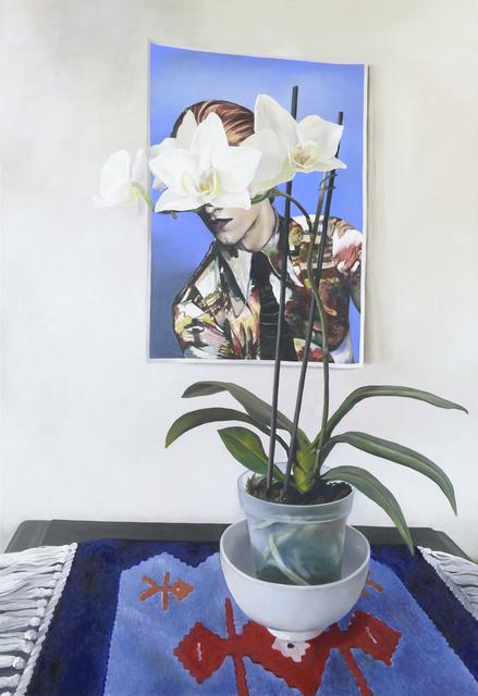 , 'Orchidee,' 2017, Galerie Kleindienst