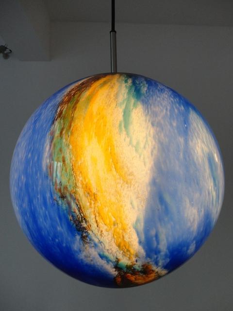, 'Earth III,' 2011, Galerie Nikolaus Ruzicska